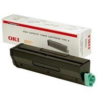 Oki Toner B4100/B4200/B4250 schwarz - 01103402
