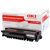 Oki Toner MB260/280/290 schwarz - 01239901