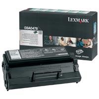 Lexmark Prebate-Toner f�r Optra E320 / 322 schwarz HC - 08A0478