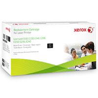Xerox Toner f�r Laser Lexmark E230/E330 schwarz - 106R01549