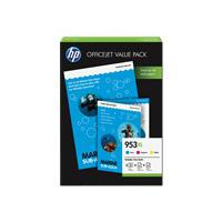 HP 953XL Office Value Pack - 1CC21AE