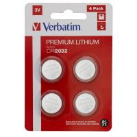 Verbatim Batterie Lithium CR2032 3 V (4)