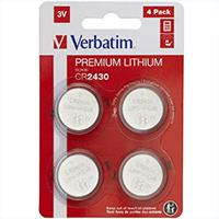 Verbatim Batterie Lithium CR2430 3 V (4)