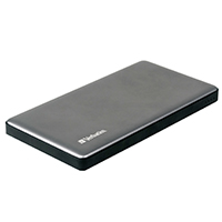 """Verbatim """"Triple-Power Pack"""" QC3 10000 mAh Silver Metal (1)"""