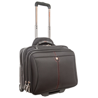 "Verbatim 15.6"" Notebook-Trolley - ""Frankfurt"" Black - 49850"