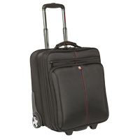 "Verbatim 16"" Notebook-Trolley - ""Copenhagen"" Black - 49851"