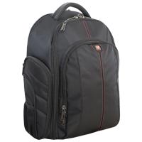 "Verbatim 16"" Notebook / Camera Rucksack ""Melbourne"" Black� - 49854"