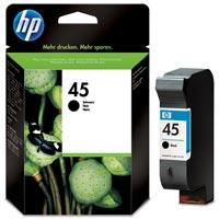 HP 45 Original Tinte schwarz hohe Kapazit�t 42ml 930 Seiten 1er-Pack - 51645AE