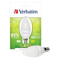 "Verbatim LED ""Candle"" E14 - 4,5W Matt (entspricht 30W) - 52602"