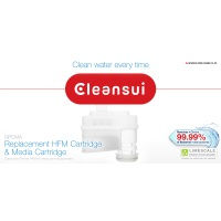 """Cleansui """"GPCMA"""" komplettes Filtersystem f�r GP001 - 54079"""