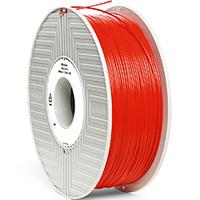 Verbatim ABS-Filament 1,75 mm - 1 kg - Rot - 55013