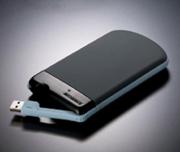 "Freecom SSD 2.5""/6,35cm Tough Drive USB 3.0 256GB - 56275"
