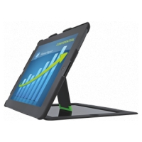 Leitz Complete iPad Blickschutzh�lle Querformat schwarz - 6416-00-95
