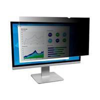 """3M™ PF215W9B Blickschutzfilter Standard  für Desktops 54,6 cm Weit (entspricht 21,5""""Weit) 16:9"""