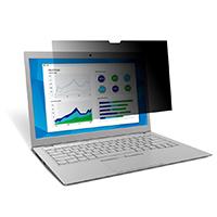 """3M™ PF140W9B Blickschutzfilter Standard  für Notebooks 35,6 cm Weit (entspricht 14,0""""Weit) 16:9"""