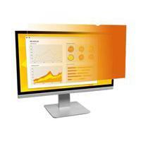 """3M™ GF190W1B Blickschutzfilter Gold für Desktop 48,3 cm Weit (entspricht 19.0"""" W) 16:10"""