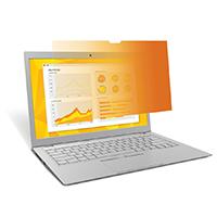 """3M™ GF140W9B Blickschutzfilter Gold für Laptop 35,6 cm Weit (entspricht 14.0""""W) 16:9"""