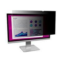 "3M™ HC240W1B High Clarity  Blickschutzfilter für Desktops 61,2 cm Weit (entspricht 24,0""Weit) 16:10"