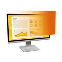 """3M™ GF238W9B Blickschutzfilter Gold für Desktop 60,5 cm Weit (entspricht 23,8""""W) 16:9"""