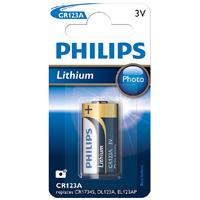 Philips Foto-Batterie Lithium (1) - CR123A/01b - CR123A/01b
