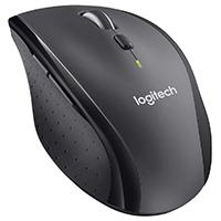 Logitech M705 Marthon kabellose USB Maus silber