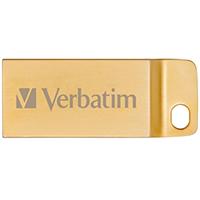Verbatim USB Stick Metal Executive- 32GB, Gold