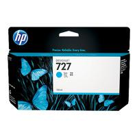 HP 727 Original Tinte cyan Standardkapazit�t 130 ml 1er-Pack - B3P19A