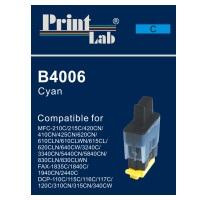 OS Tinte f�r DCP-110C/115C/120C/310CN/315CN/340CW, MFC-210C/215CN/410CN/425CN/620CN  cyan (LC900C) - B4006
