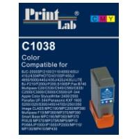 OS Tinte f�r S200/S300/S330Photo, i250/320/350/450/455/470D/475D  farbig (BCI24C) - C1038