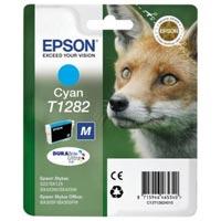 Epson Tinte Stylus S22, SX125,BX305F,BX305FW,SX420W,SX425WEpson Tinte Stylus SX130, SX440W, SX445W cyan - Fuchs - C13T12824012