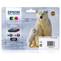 Epson Tinte Claria Premium XP600/700/800 Multipack - Eisb�r - C13T26364010