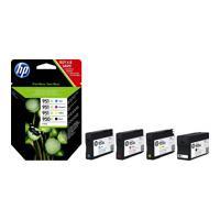 HP 950XL/951XL Tinte schwarz und dreifarbig hohe Kapazität Multipack