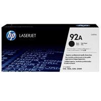 HP 92A LaserJet Original Toner schwarz Standardkapazit�t 2.500 Seiten 1er-Pack - C4092A