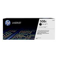 HP 508X Tonerkartusche schwarz 12.500 Seiten hohe Kapazität