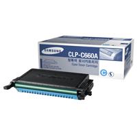 Samsung Toner CLP610/660/6200/6210/6240 cyan - CLPC660A