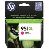 HP 951XL Original Tinte magenta hohe Kapazität 1.500 Seiten 1er-Pack Officejet