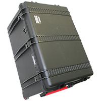 Datatight 2800 Black Schwerlast-Transportbox (mit 2 Rädern)