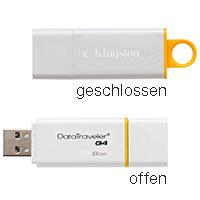 KINGSTON USB 3.0 8 GB DataTraveler G4