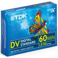 TDK DVM-60 - T17343
