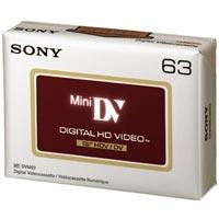 DVM-63 HDV Sony - DVM63HDV