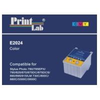 OS Tinte f�r Epson Stylus Photo 780/785EPX/870/875DC (T008401) farbig - E2024