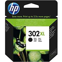 HP 302XL Tinte schwarz
