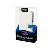 Grixx Optimum Case Samsung Galaxy S4 Creditcard White - GROSGS4CCCAW01
