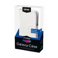 Grixx Optimum Case Samsung Galaxy S5 Creditcard White - GROSGS5CCCAW01