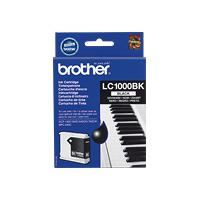 Brother Tintenpatrone LC-1000BK schwarz - LC1000BK
