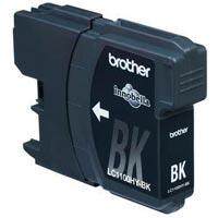 Brother Tintenpatrone LC-1100HYBK schwarz - LC1100HYBK