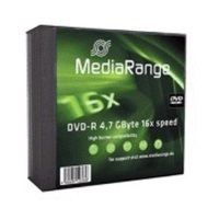 MediaRange DVD-RW 4.7 GB 4x SC (5) - MR448