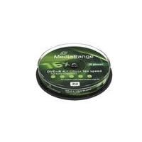 MediaRange DVD+R 4.7 GB 16x CB (10)