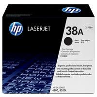 HP 38A LaserJet Original Toner schwarz Standardkapazität 12.000 Seiten 1er-Pack
