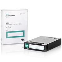 HP RDX 1 TB Removable Disc Cartridge
